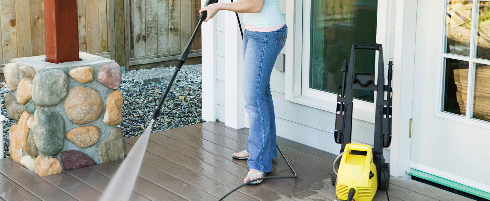 Pressure Washer Sales & Service Wichita, KS