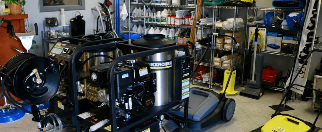 Pressure Washer Sales & Service Specials